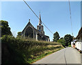 TM0688 : Church Hill & St.Mary's Church by Adrian Cable
