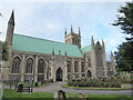 TG5208 : Great Yarmouth Minster: late July 2016 by Basher Eyre