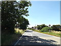 TM0174 : Entering Wattisfield on the A143 Diss Road by Adrian Cable
