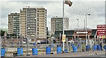 J3272 : Vacant site, 1-3 Glenmachan Street, Belfast (August 2016) by Albert Bridge