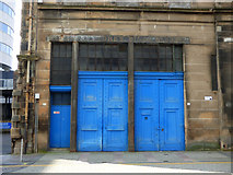 NS5865 : James Watt Street tobacco warehouse by Thomas Nugent