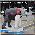 SK3585 : 46 'Elephantom' - Sheffield United F.C., Bramall Lane by Dave Pickersgill