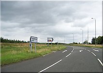 NS4947 : A77 and B764 junction by Elliott Simpson
