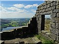 SE0203 : At Bramley's Cot above Dove Stone Reservoir by Neil Theasby