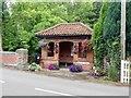 SK7460 : Bus shelter on Main Street by Graham Hogg