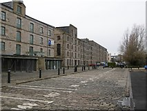 NT2676 : Commercial Quay, Leith by Richard Webb