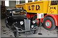 SC3698 : Austin 10 Lichfield, Jurby Transport Museum by Richard Hoare