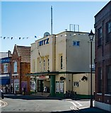 ST3049 : Ritz cinema, Burnham-On-Sea by Jim Osley