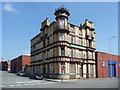 SJ3394 : Former pub, Regent Road, Liverpool (2) by Stephen Richards