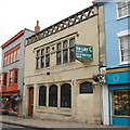 ST4938 : Former Barclays Bank, High Street, Glastonbury by Bill Harrison