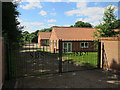 TG3111 : Offices, Blofield Corner by Hugh Venables