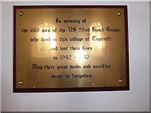 TM2692 : Inside St. Margaret, Topcroft (ii) by Basher Eyre