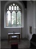 TM2692 : Inside St. Margaret, Topcroft (xvi) by Basher Eyre