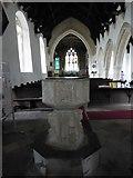 TM2692 : Inside St. Margaret, Topcroft (xxv) by Basher Eyre