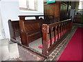 TM2692 : St. Margaret, Topcroft: choir stalls by Basher Eyre