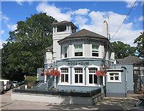 TQ3472 : Wood House, Dulwich by Des Blenkinsopp