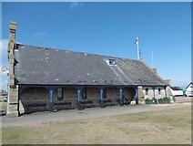 TR3751 : Walmer Lifeboat Station by Marathon