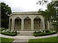 TQ4945 : The Victorian Orangery at Chiddingstone Castle by Marathon