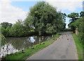TG3115 : Shrublands Pond by Hugh Venables