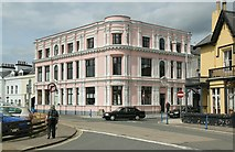 SC4594 : Bankers Chambers, Waterloo Road, Ramsey by Alan Murray-Rust