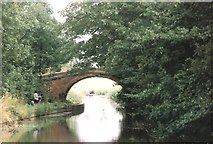 SP7089 : Clarkes Bridge, number 5, Market Harborough Arm of the Grand Union Canal by Tim Glover