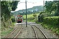 SC4792 : Manx Electric Railway at Lewaigue by Alan Murray-Rust