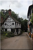 TR0653 : Well Cottage, Taylors Hill, Chilham by Jo Turner