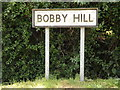 TM0074 : Bobby Hill sign by Adrian Cable