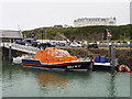 NW9954 : RNLB John Buchanan Barr at Portpatrick by David Dixon
