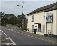 SX9473 : A379 directions sign, Dawlish Street,  Teignmouth by Jaggery