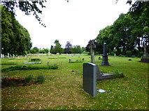 TQ0487 : St Mary, Denham: churchyard (1) by Basher Eyre
