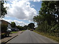 TL9674 : Chare Road, Stanton by Adrian Cable