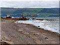 NX0366 : Loch Ryan, Shore near Sailing Club by David Dixon