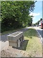 SX9391 : Horse trough by Topsham Road, Exeter by David Smith