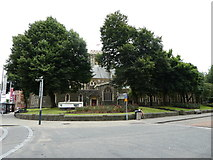 SS6592 : St Mary's Church, Swansea by Steve Barnes
