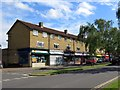 SP5308 : Local shops on Westlands Drive by Steve Daniels