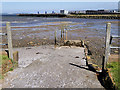 NX0661 : Slipway at Stranraer Harbour by David Dixon