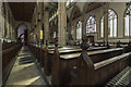 TA0928 : North aisle and nave, Holy Trinity church, Hull by J.Hannan-Briggs