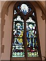 TQ0090 : Chalfont St Peter Parish Church: stained glass window (b) by Basher Eyre