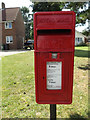 TM0889 : Dambrigg Corner Postbox by Adrian Cable