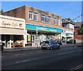 ST1797 : Poundland in the former Woolworths store, Blackwood by Jaggery