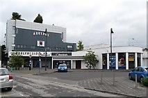 J0407 : The former Adelphi Dance Hall, Dundalk by Eric Jones