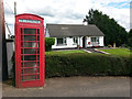 C8908 : Kilrea: Harvey Hill Post Office by Chris Downer