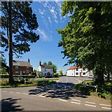 TF2237 : Church Road, Bicker by Dave Hitchborne