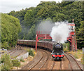 NY9464 : 60103 at Hexham - August 2016 (1) by The Carlisle Kid