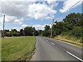 TM0889 : B1077 Haugh Road, New Buckenham by Geographer