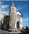 SY3492 : The Guildhall, Lyme Regis by Bill Harrison