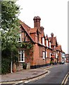 TL3823 : Row of houses, Puckeridge by Jim Osley