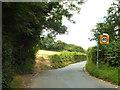 TQ4362 : North End Lane, Downe by Malc McDonald