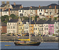 J5082 : The 'Prinses Mia' off Bangor by Rossographer